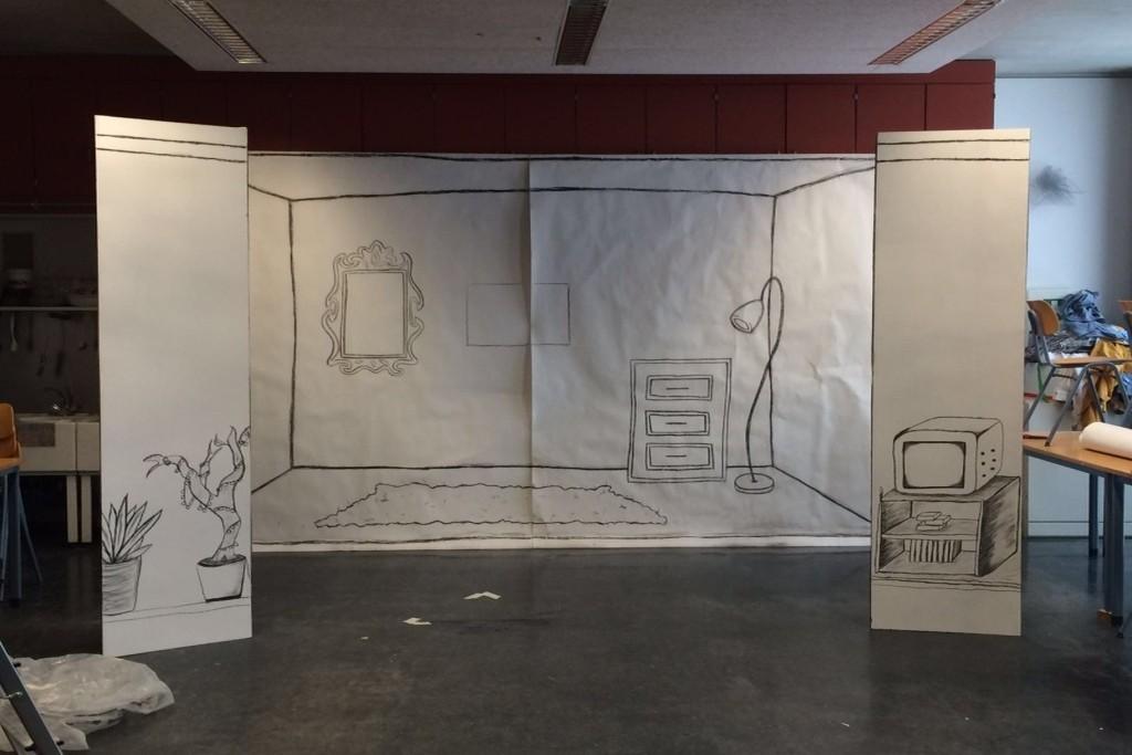 P-Seminar Bühnenbild